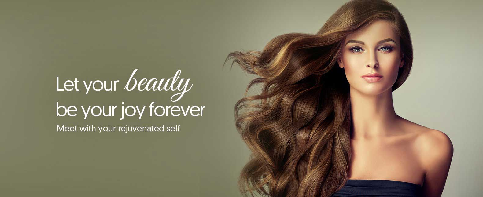 Let your Beauty be your Joy Forever